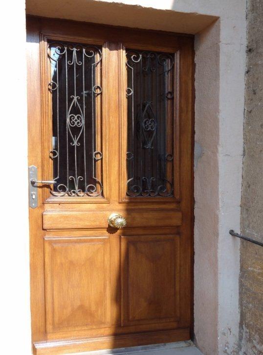 Protéger votre porte de l'usure