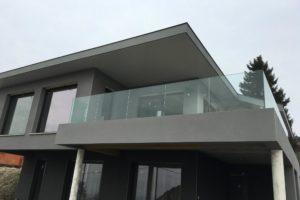 Balcon vitré